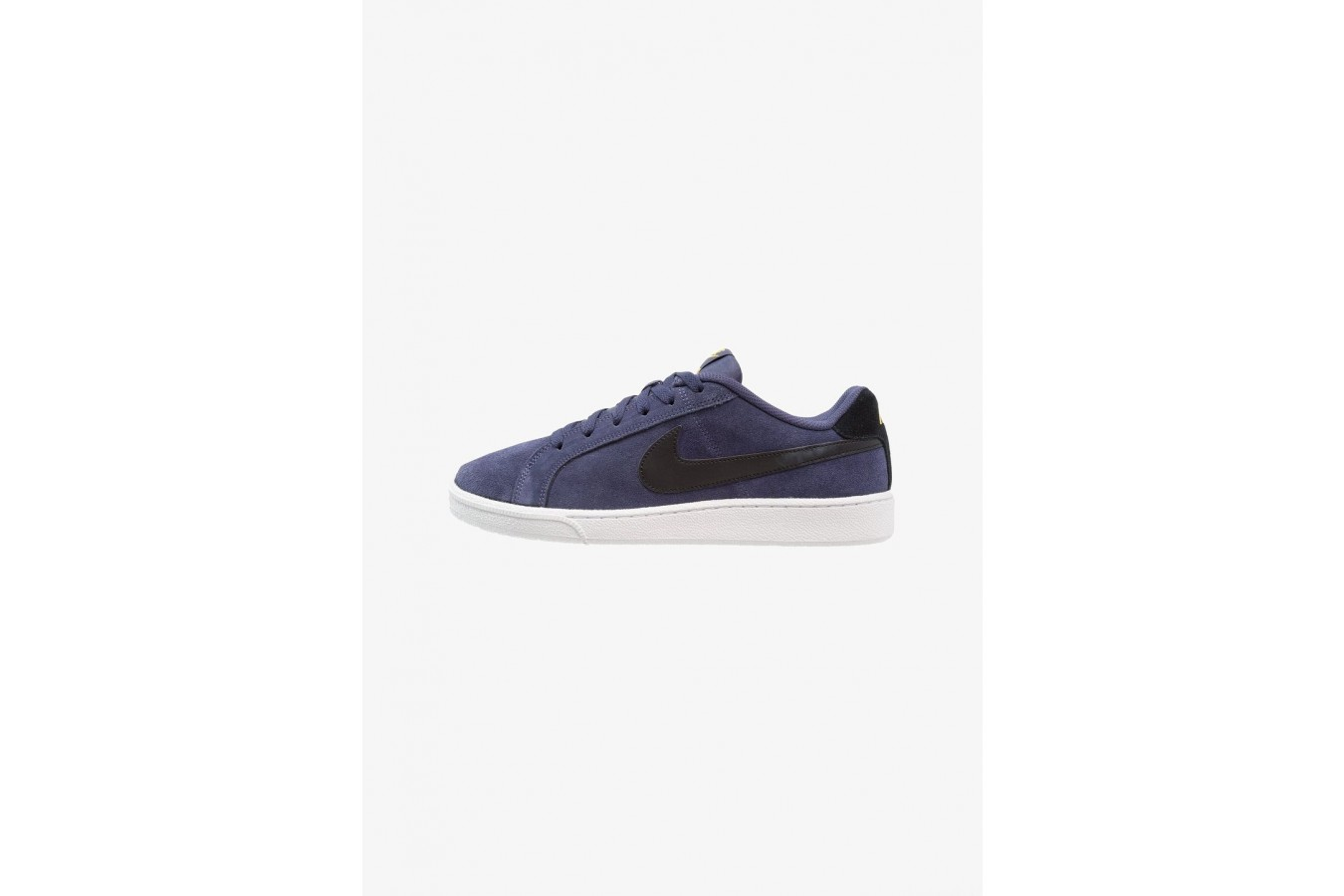 Nike COURT ROYALE SUEDE Baskets basses neutral indigo