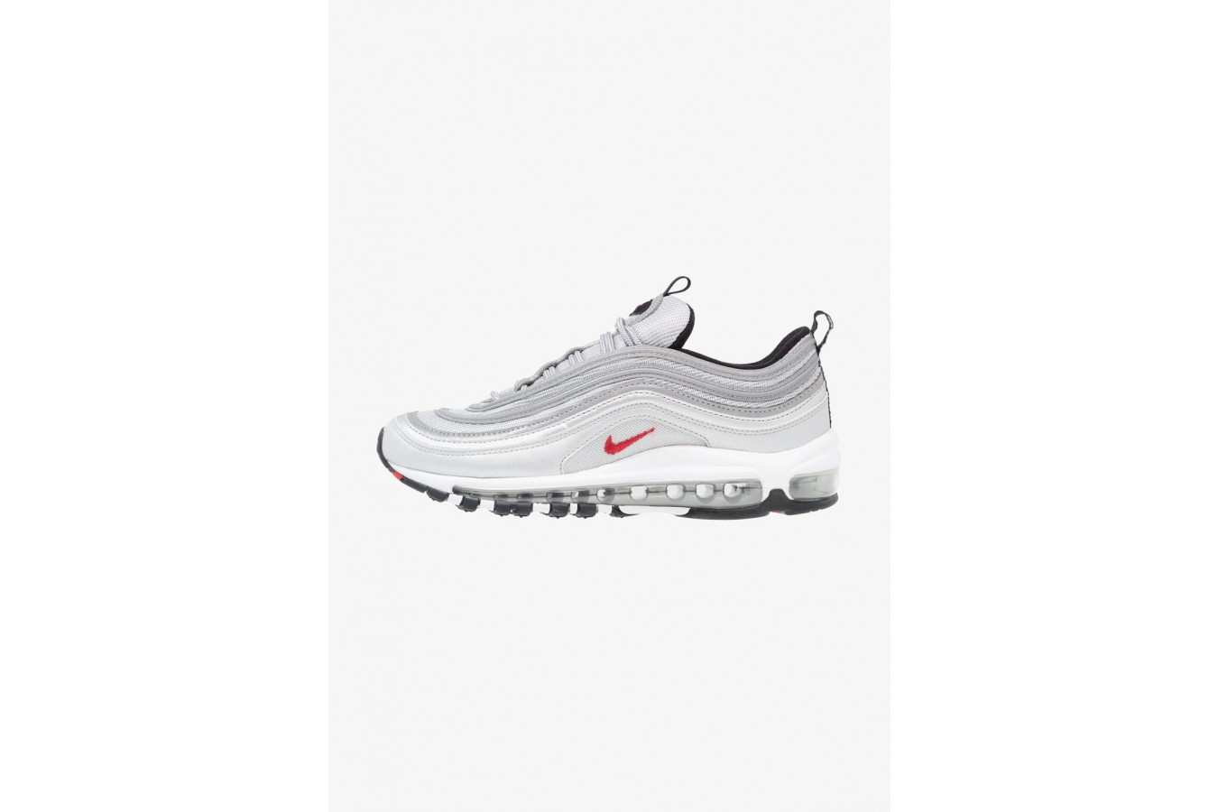 Vente chaude Nike AIR MAX 97 QS (GS) Baskets basses black