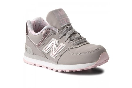 Black Friday 2020 | New Balance Sneakers KL574F1P Gris vente