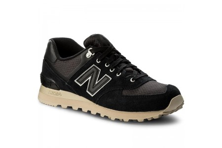 Black Friday 2020 | New Balance Sneakers ML574PKP Noir vente