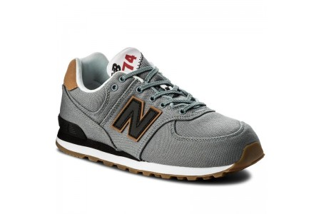 Black Friday 2020 | New Balance Sneakers GC574T2 Gris vente