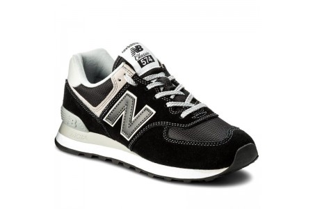 Black Friday 2020 | New Balance Sneakers ML574EGK Gris Noir vente