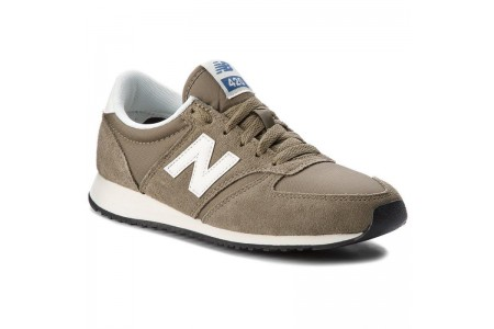 Black Friday 2020 | New Balance Sneakers U420GRB Gris vente