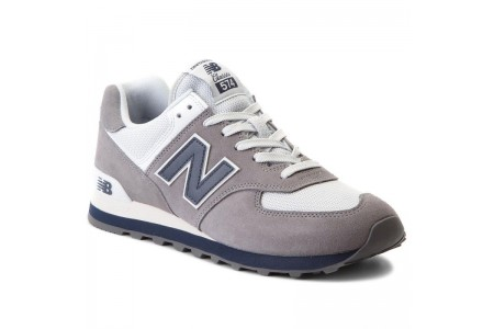 New Balance Sneakers ML574ESD Gris vente