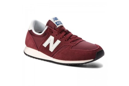 New Balance Sneakers U420RDW Bordeaux vente