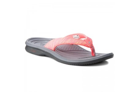 New Balance Tongs W6073GRP Grey/Pink vente