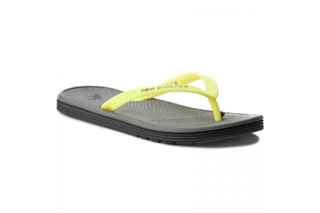 New Balance Tongs W6076YL Jaune vente