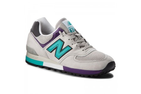 Black Friday 2019 : New Balance Sneakers OM576GPM Gris vente