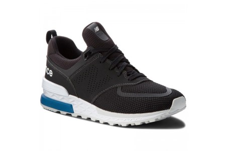 Black Friday 2019 : New Balance Sneakers MS574PCB Noir vente