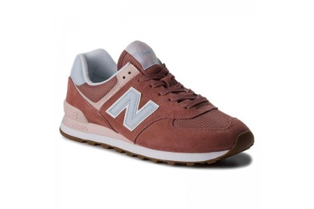 Black Friday 2020 | New Balance Sneakers WL574FLD Rose vente