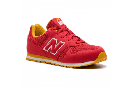 Black Friday 2020 | New Balance Sneakers YC373RP Rouge vente