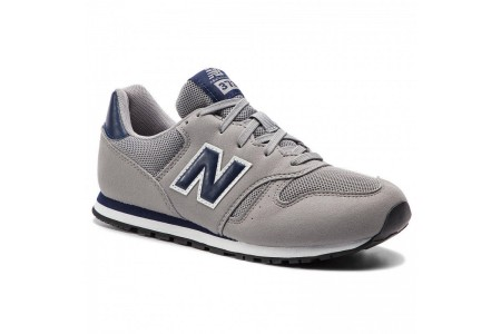 Black Friday 2020 | New Balance Sneakers YC373GN Gris vente