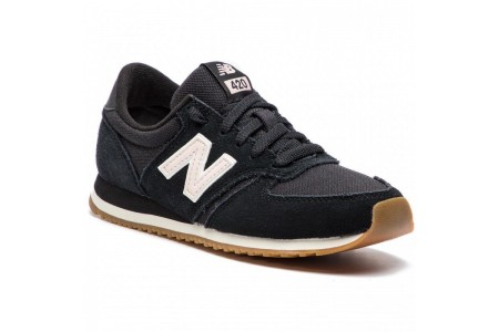 Black Friday 2020 | New Balance Sneakers WL420BLK Noir vente