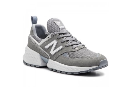 Black Friday 2019 : New Balance Sneakers MS574NSB Gris vente