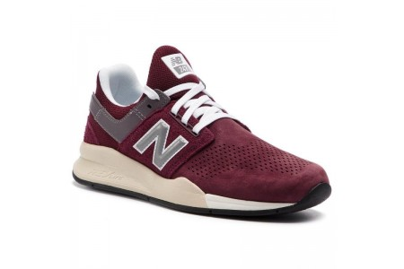 New Balance Sneakers MS247JY Bordeaux vente