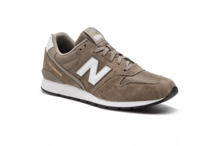 New Balance Sneakers MRL996PT Marron vente