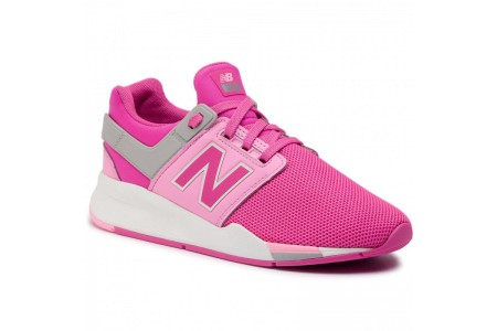 New Balance Sneakers GS247FE Rose vente