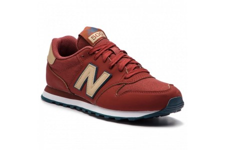 New Balance Sneakers GM500CRN Bordeaux vente