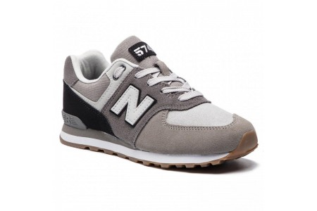 Black Friday 2020 | New Balance Sneakers GC574MLB Gris vente