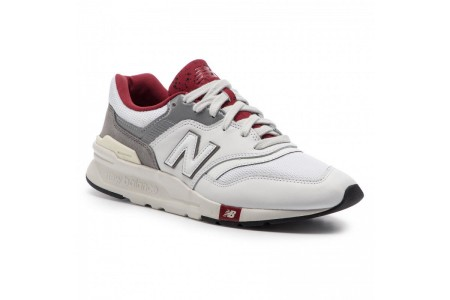 Black Friday 2020 | New Balance Sneakers CM997HGA Blanc vente