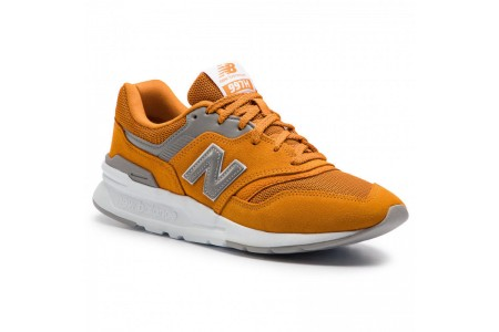 New Balance Sneakers CM997HCF Orange vente