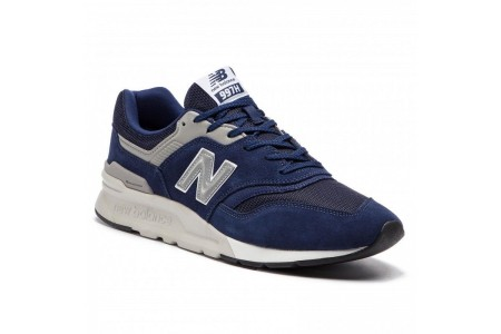 Black Friday 2019 : New Balance Sneakers CM997HCE Bleu marine vente