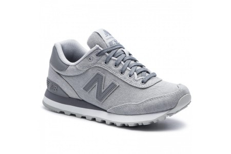 New Balance Sneakers WL515BBA Gris vente