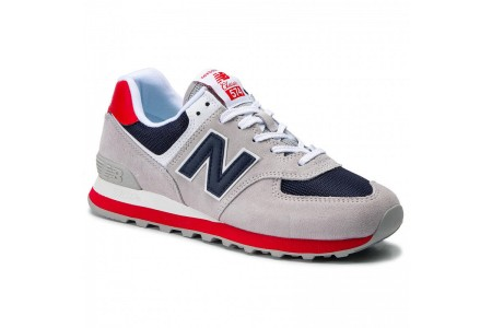 New Balance Sneakers ML574MUB Gris vente