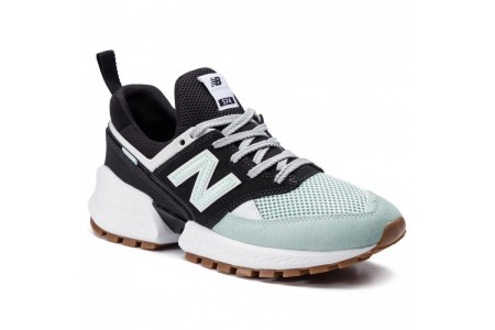 Black Friday 2019 : New Balance Sneakers MS574JUB Multicolore Noir vente