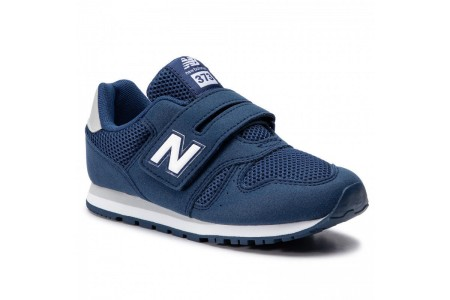 Black Friday 2020 | New Balance Sneakers YV373MT Bleu marine vente