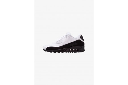 Black Friday 2020 | Nike AIR MAX 90 ESSENTIAL - Baskets basses black/white pas cher