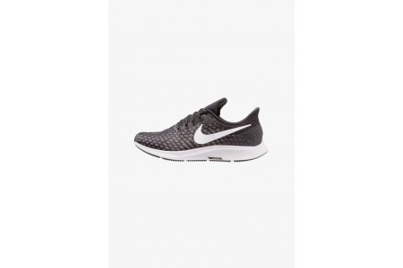Nike AIR ZOOM PEGASUS 35 - Chaussures de running neutres black/white/gunsmoke/oil grey pas cher