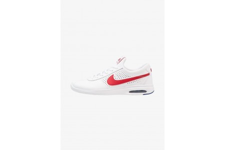 Black Friday 2020 | Nike BRUIN MAX VAPOR - Baskets basses white/gym red/game royal pas cher