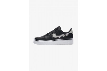 Black Friday 2020 | Nike AIR FORCE 1 '07 LV8 SPORT - Baskets basses black/white pas cher