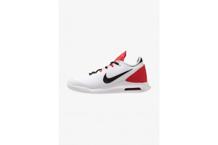 Nike AIR MAX WILDCARD HC - Baskets tout terrain white/black/university red pas cher
