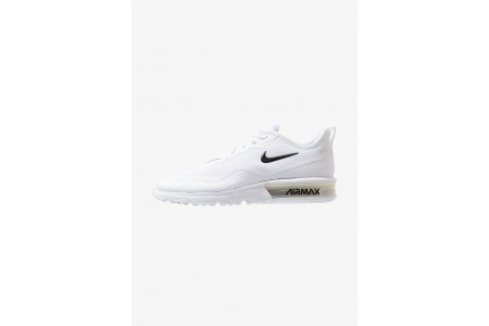 Nike AIR MAX SEQUENT 4.5 - Chaussures de running neutres white/black pas cher