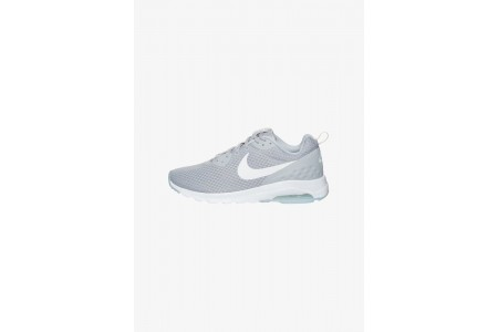 Nike AIR MAX MOTION  - Baskets basses wolf grey/white pas cher