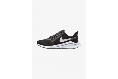 Nike AIR ZOOM VOMERO  - Chaussures de running neutres black/white/thunder grey pas cher