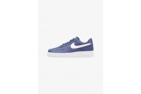 Nike AIR FORCE - Baskets basses blue recall/white pas cher