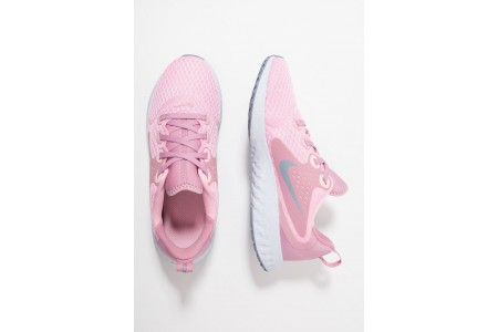 Nike LEGEND REACT - Chaussures de running neutres pink/ashen slate/elemental pink/football grey pas cher
