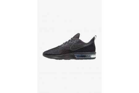 Nike AIR MAX SEQUENT 4 - Chaussures de running neutres black/anthracite pas cher