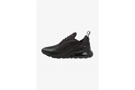 Nike AIR MAX 270 - Baskets basses black pas cher