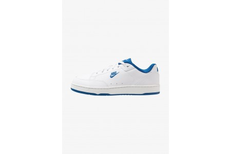 Black Friday 2020 | Nike GRANDSTAND II - Baskets basses white/team royal pas cher