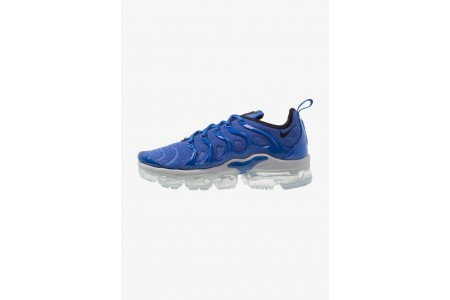 Nike AIR VAPORMAX PLUS - Baskets basses game royal/black/wolf grey/racer blue pas cher