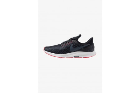 Nike AIR ZOOM PEGASUS 35 - Chaussures de running neutres black/armory navy/platinum tint/red orbit pas cher