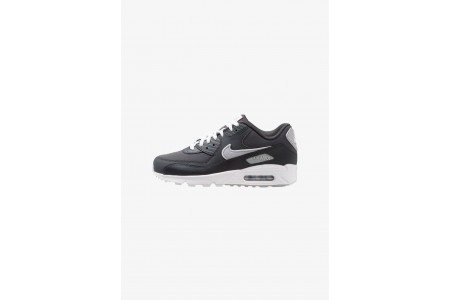 Nike AIR MAX 90 ESSENTIAL - Baskets basses anthracite/wolf grey/white pas cher