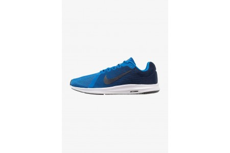 Nike DOWNSHIFTER 8 - Chaussures de running neutres anthracite/black/equator blue pas cher