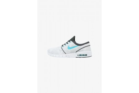 Black Friday 2020 | Nike STEFAN JANOSKI MAX - Baskets basses white/clearwater/anthracite/black pas cher
