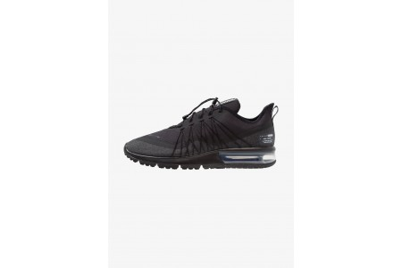 Nike AIR MAX SEQUENT 4 UTILITY - Chaussures de running neutres black/anthracite/white pas cher