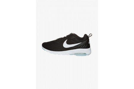Black Friday 2020 | Nike AIR MAX MOTION  - Baskets basses black/white  pas cher